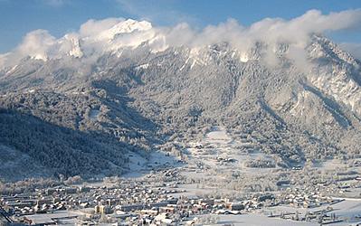 Station de Ski  « Les Saisies » Haute-Savoie