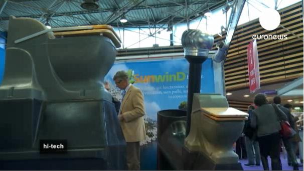 Sunwind sur Euronews
