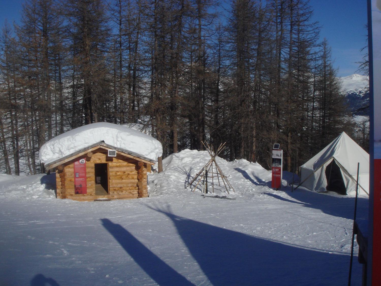 """Le Village """"Nomade"""" du Domaine skiable de SERRE-CHEVALIER, est équipé d'un collecteur SUNWIND EcoSan"""