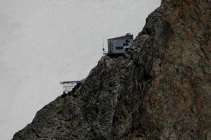 Le Massif de La Meije s'est équipé d'un collecteur SUNWIND pour l'un de ses refuges !